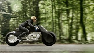 BMW vision 100