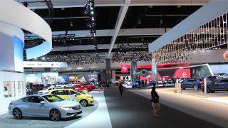 2016 LA auto show