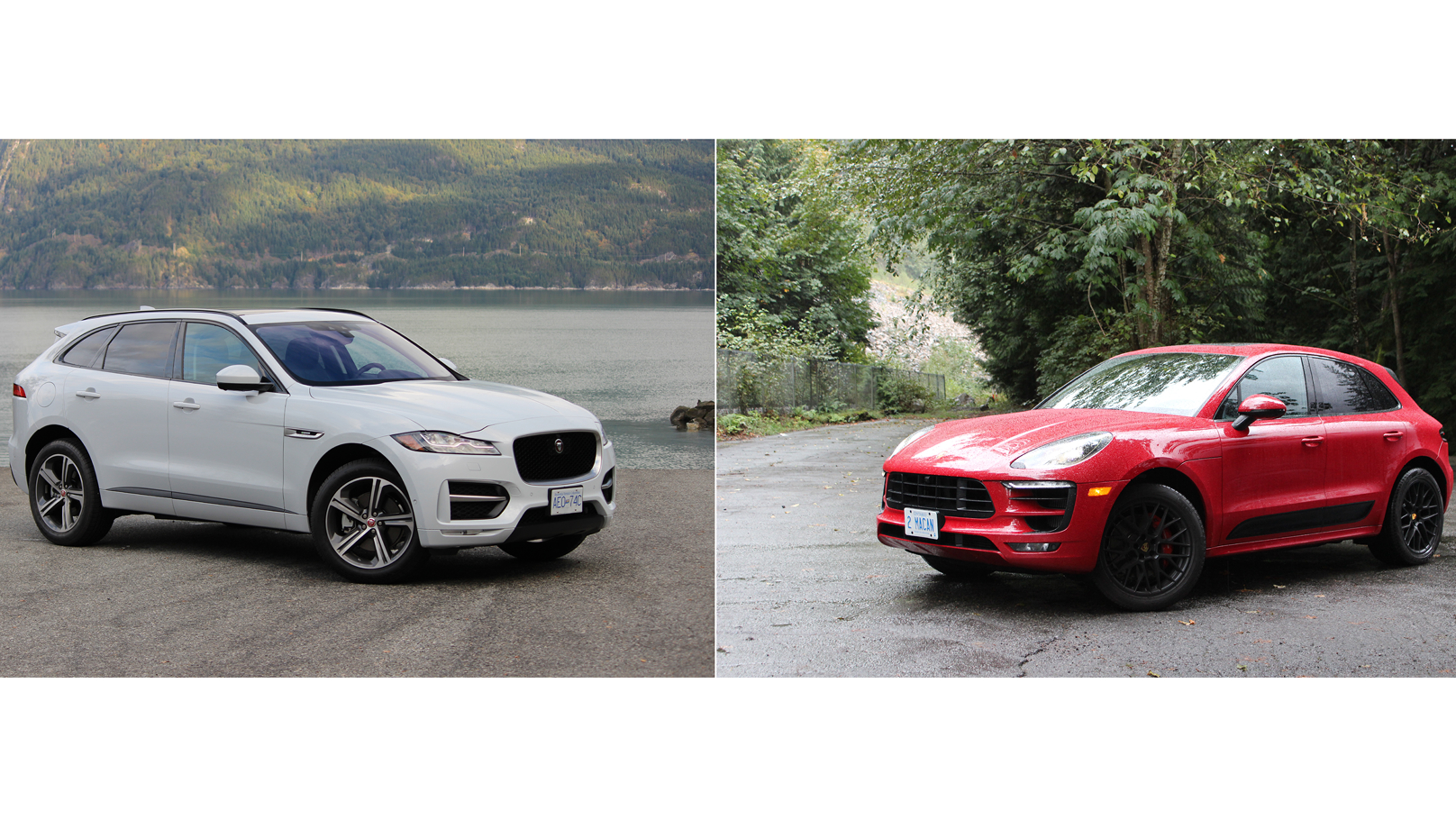 f-pace macan