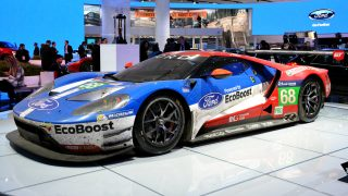ford gt detroit