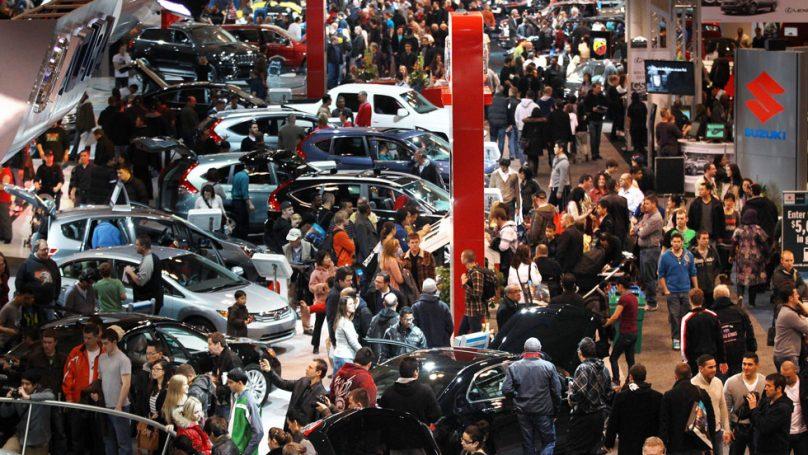 Toronto auto show