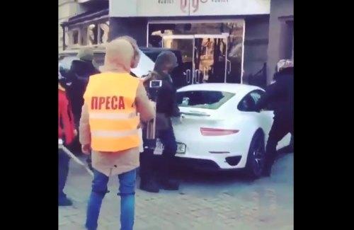 Porsche swarm