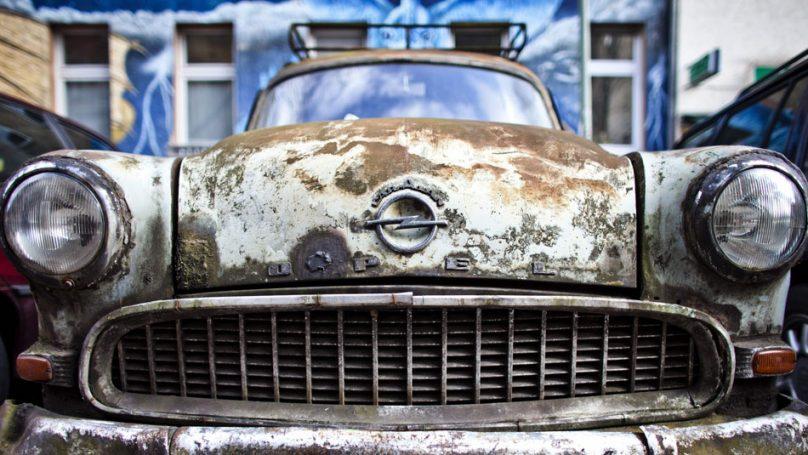 rustproofing
