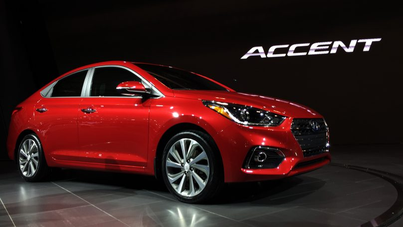 Redesigned Accent Has Global Premiere In Toronto Wheels Ca
