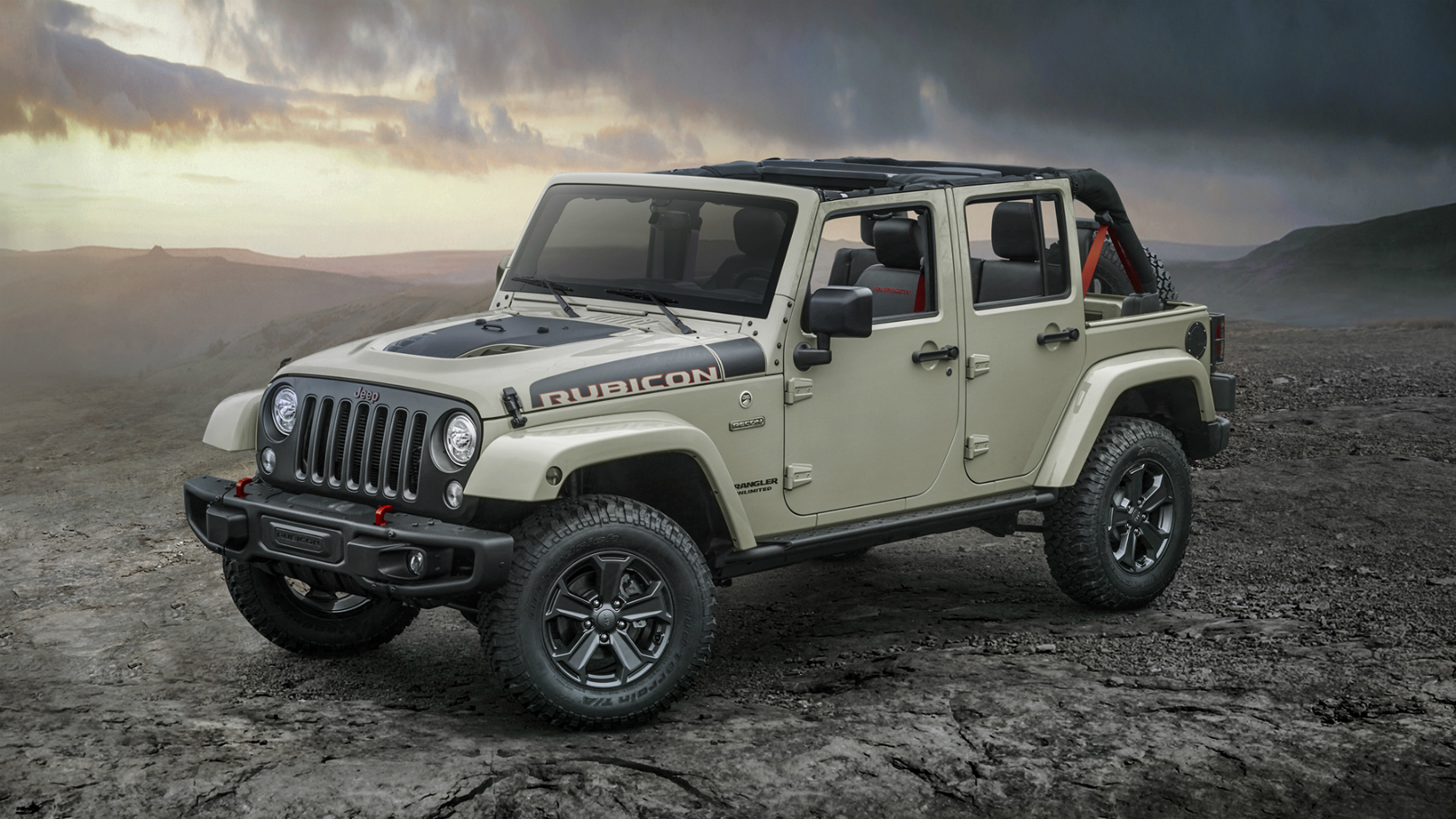 Jeep Wrangler Recon