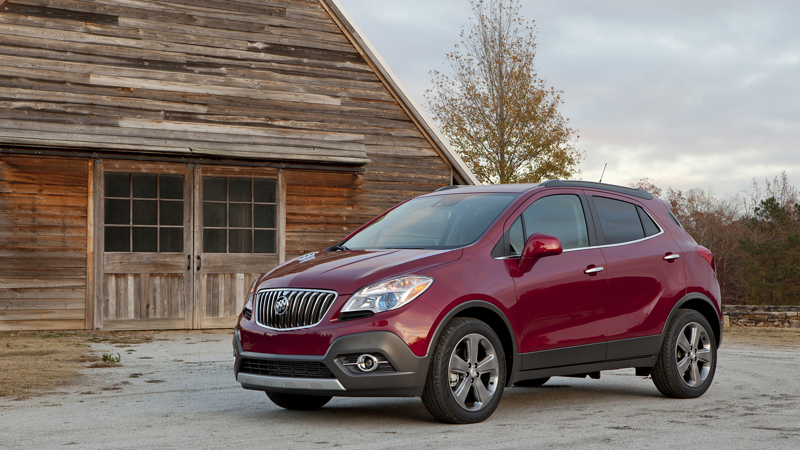 Buick Encore Used