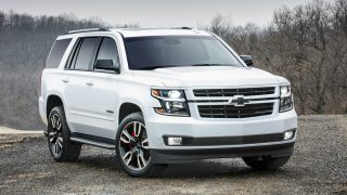 Chev Tahoe RST Edition
