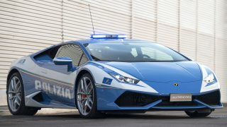Huracan Polizia
