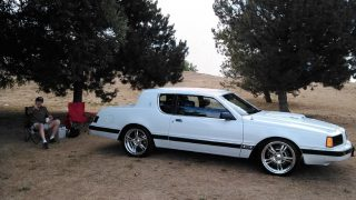 1986 Mercury Cougar GS