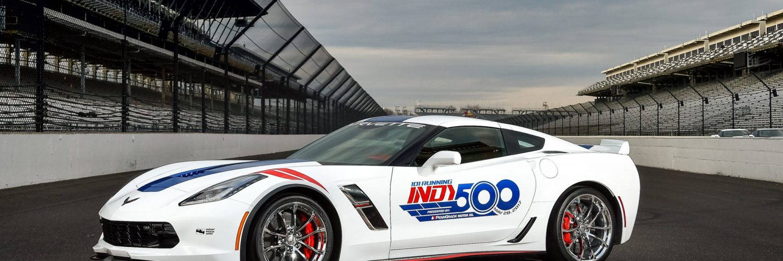 2017 Corvette Grand Sport Indianapolis 500 Pace Car