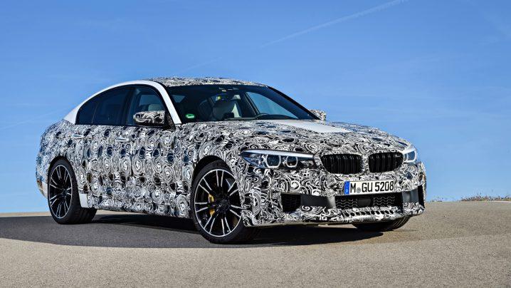 BMW M5 MxDrive