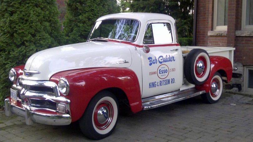1954 Chevy 1/2-ton pickup