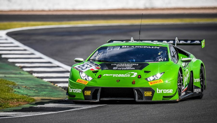 lamborghini huracan gt3 wins three in a row in blancpain. Black Bedroom Furniture Sets. Home Design Ideas