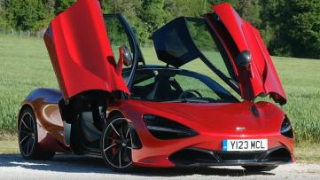 TrackWorthy - McLaren 720S