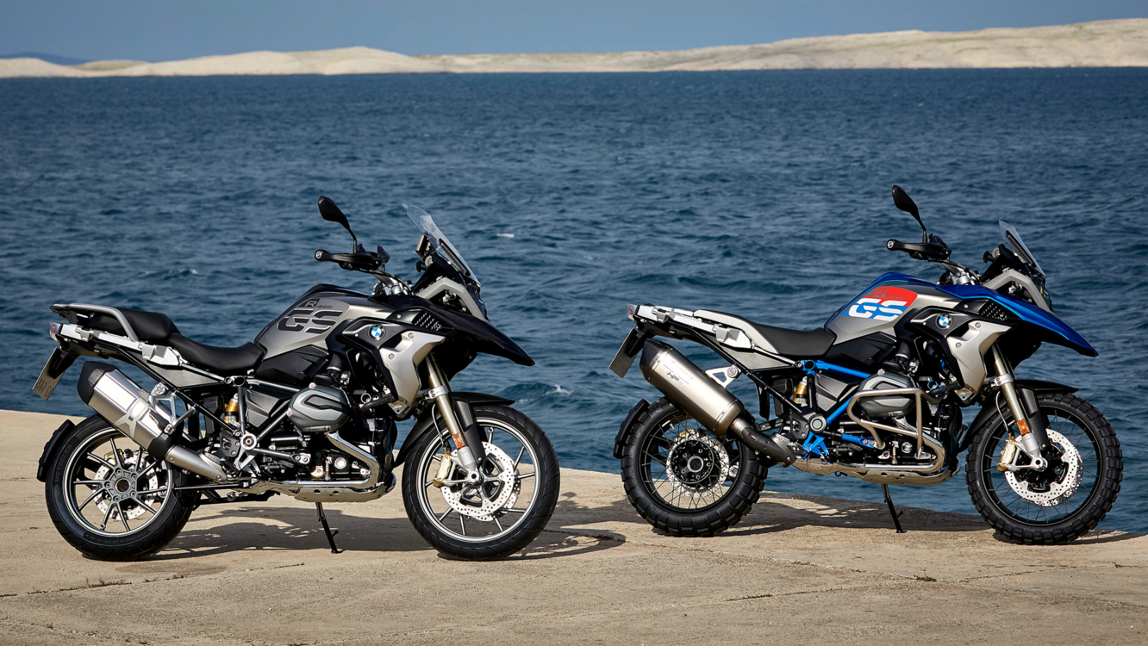 2017 BMW R1200GS Review: