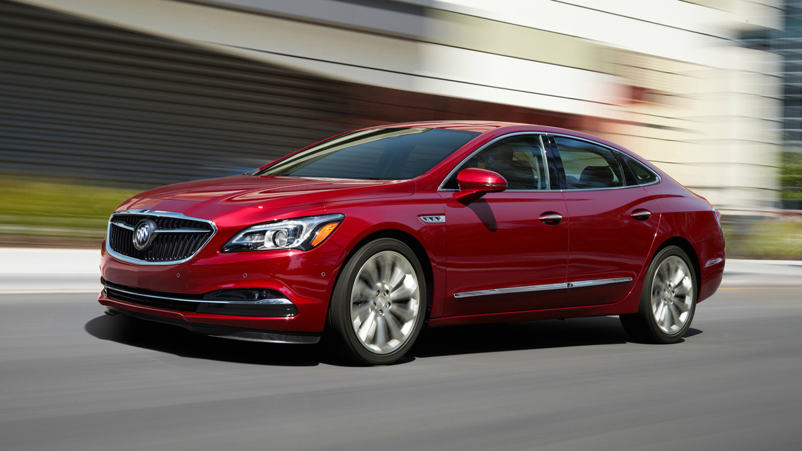 Buick eAssist
