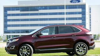 2017 Ford Edge Titanium AWD Review