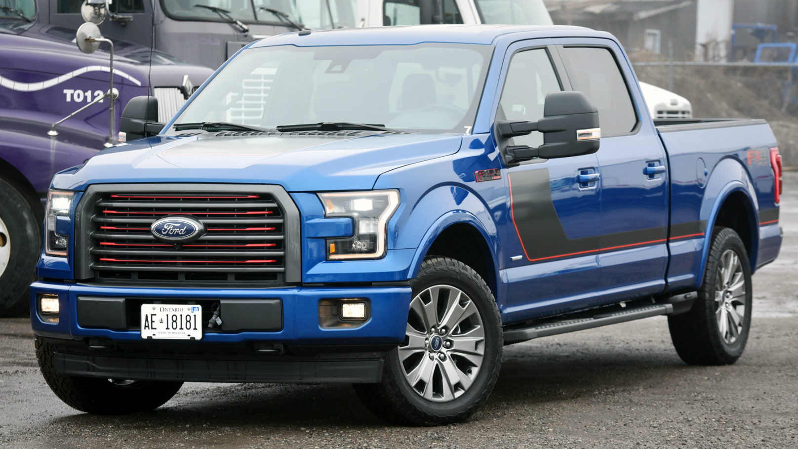 Ford F-150 Lariat SuperCrew 4X4 Review