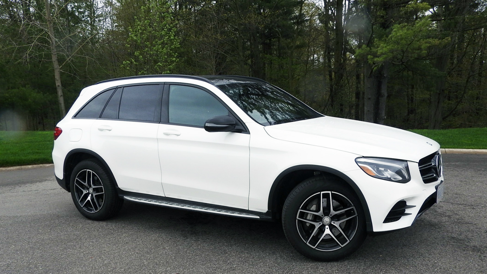 2017 Mercedes-Benz GLC 300 4Matic