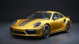 TrackWorthy - Porsche 911 Turbo Exclusive
