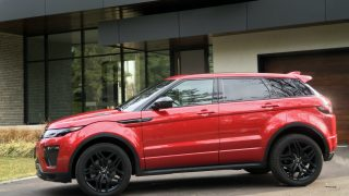 2017 Range Rover Evoque Si4 4WD HSE Dynamic