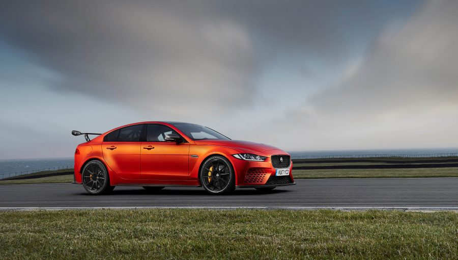 Jaguar XE SV Project 8 REVEALED - Meet Jaguar's incredible 200mph road auto