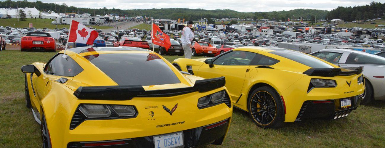 TrackWorthy - Corvette Corral