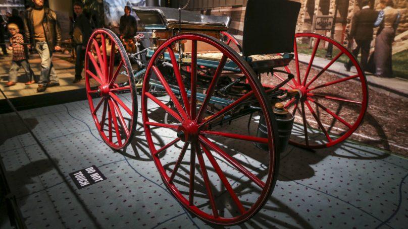 Birth of the automobile in Canada