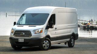 2017 Ford Transit 350 MR Van Review