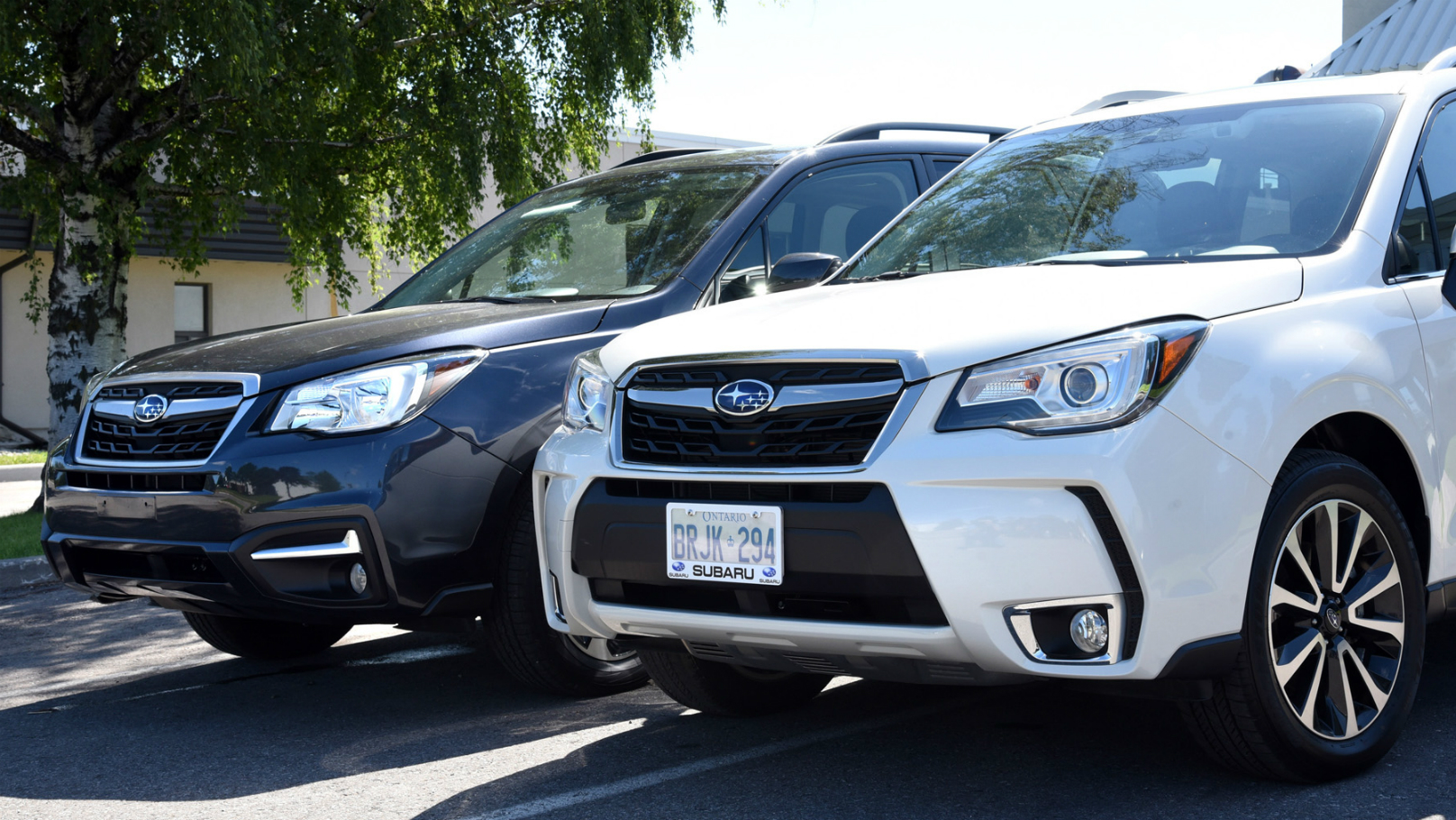 Subaru-Forester-2.5i-and-XT-2017-duo1
