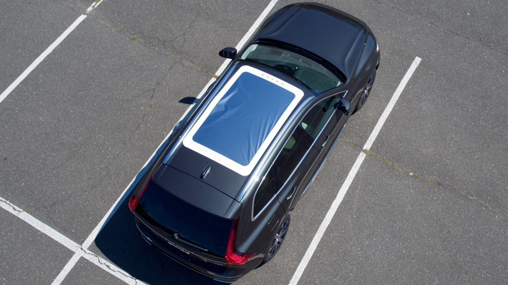 Solar Eclipse Moonroof Viewer