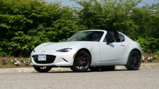 2017 Mazda MX-5 (Miata) RF GS/GT