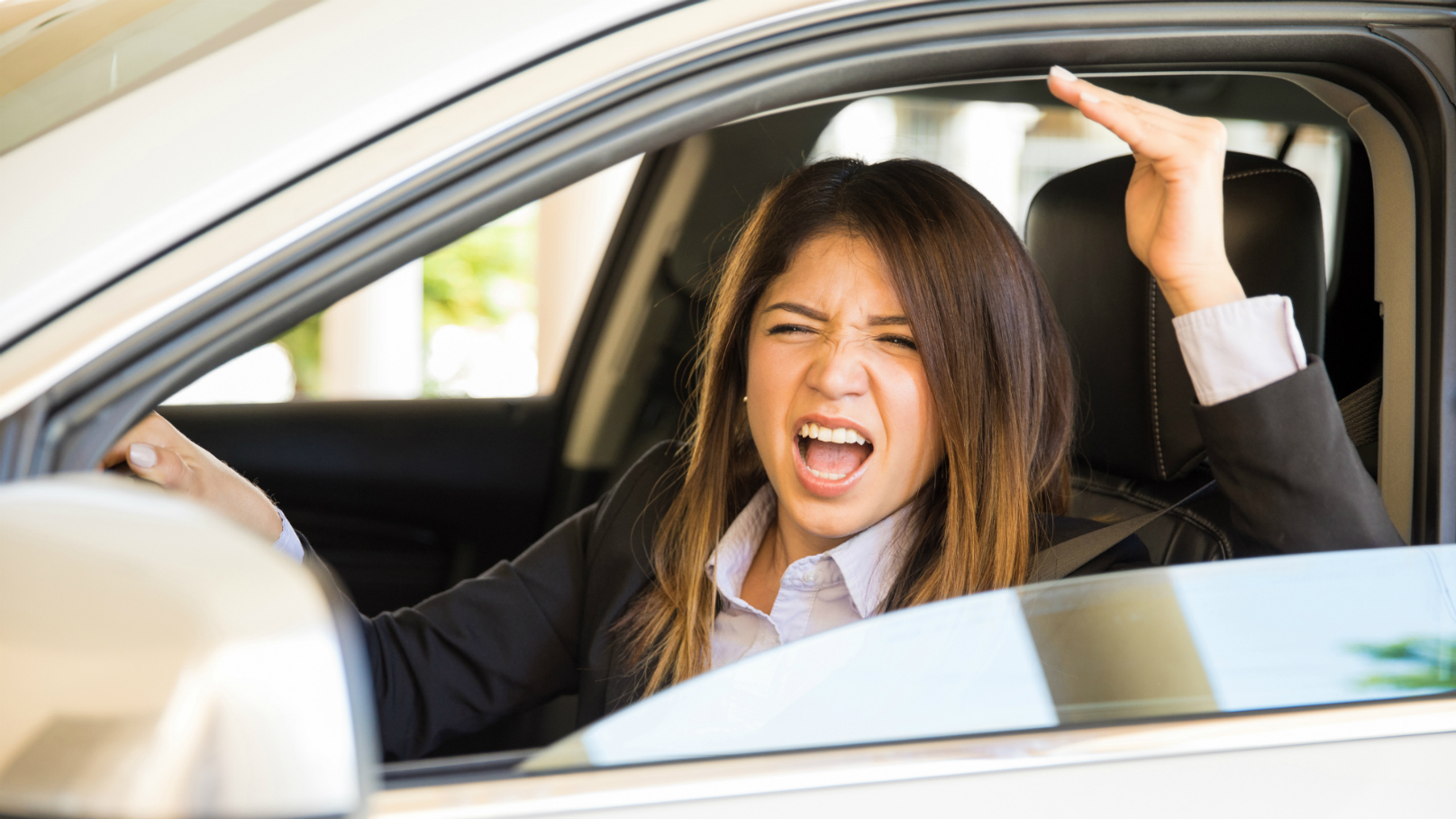 Tips To Deal With Road Rage