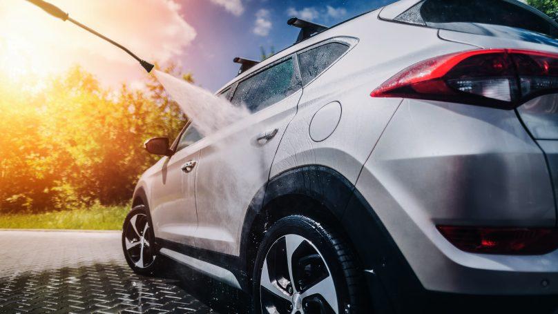 car wash diy