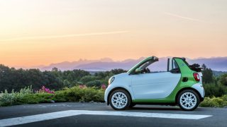 2018 Smart Fortwo Cabriolet EV Review