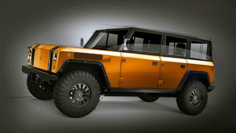 Bollinger Motors