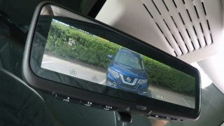 Intelligent Rear View Mirror