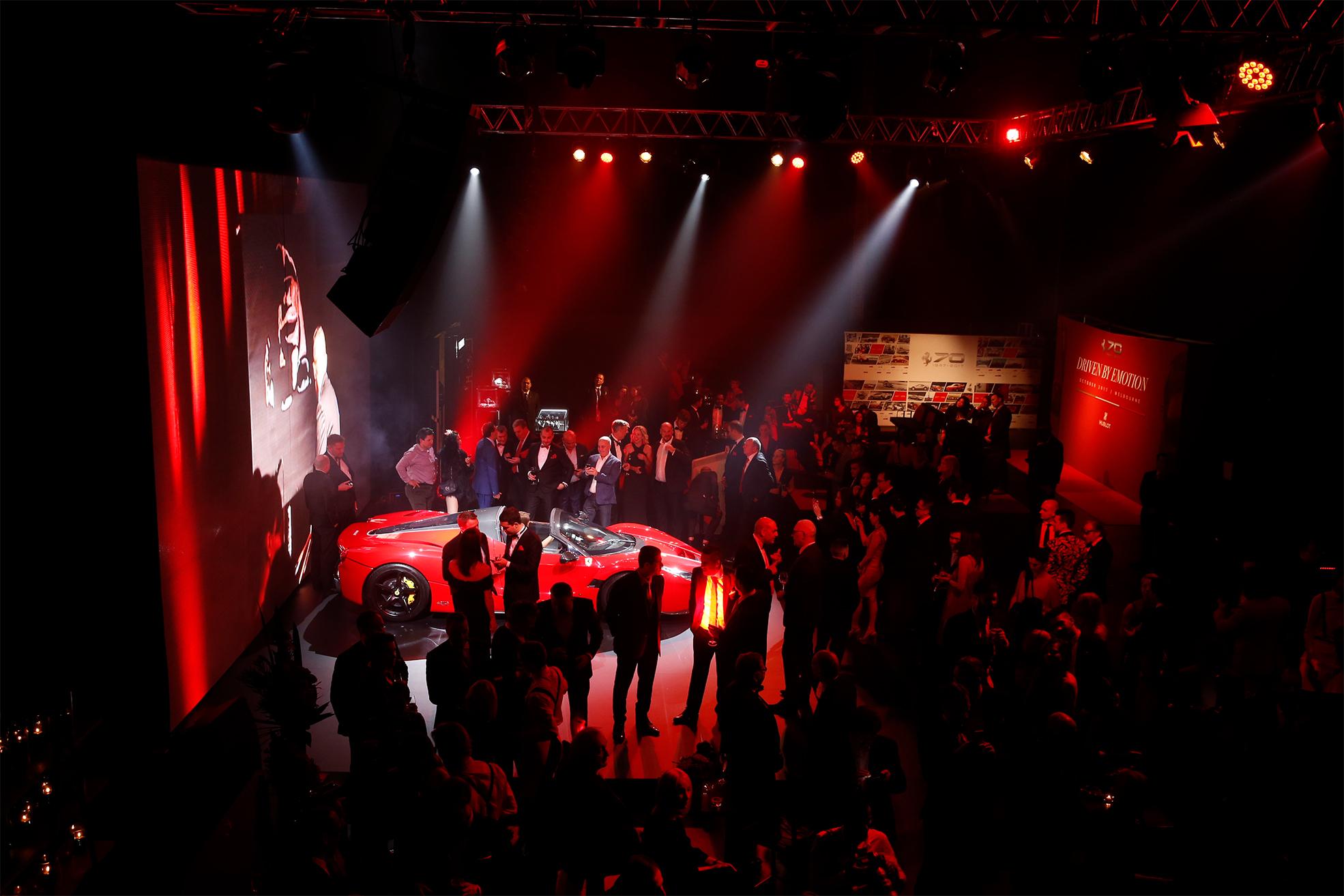 TrackWorthy - Australia celebrates 70 Years of Ferrari (6)