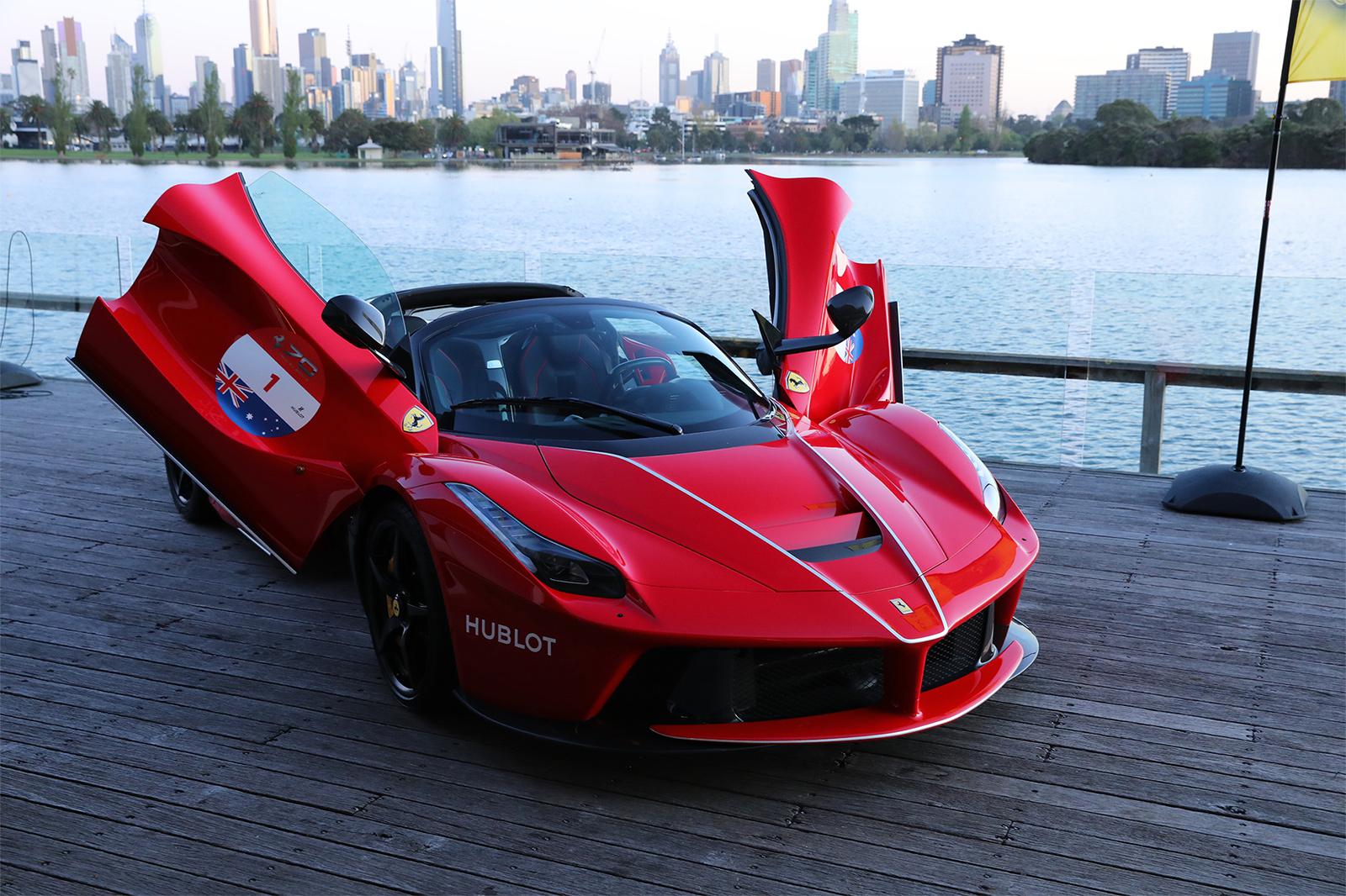 TrackWorthy - Australia celebrates 70 Years of Ferrari (7)