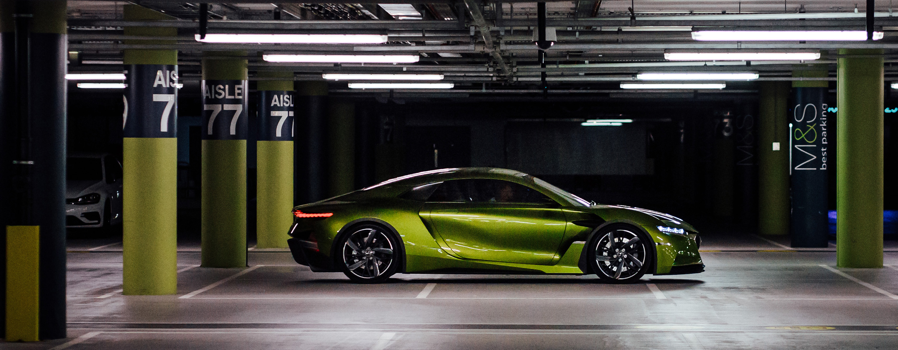 TrackWorthy - DS E-Tense at DS Urban Store in Westfield London (2)