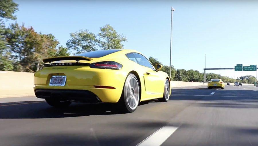 TrackWorthy - NickMurray - Porsche 718 Cayman S