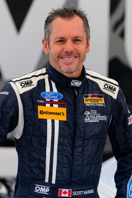 TrackWorthy - The GT4 will be driven by Scott Maxwell