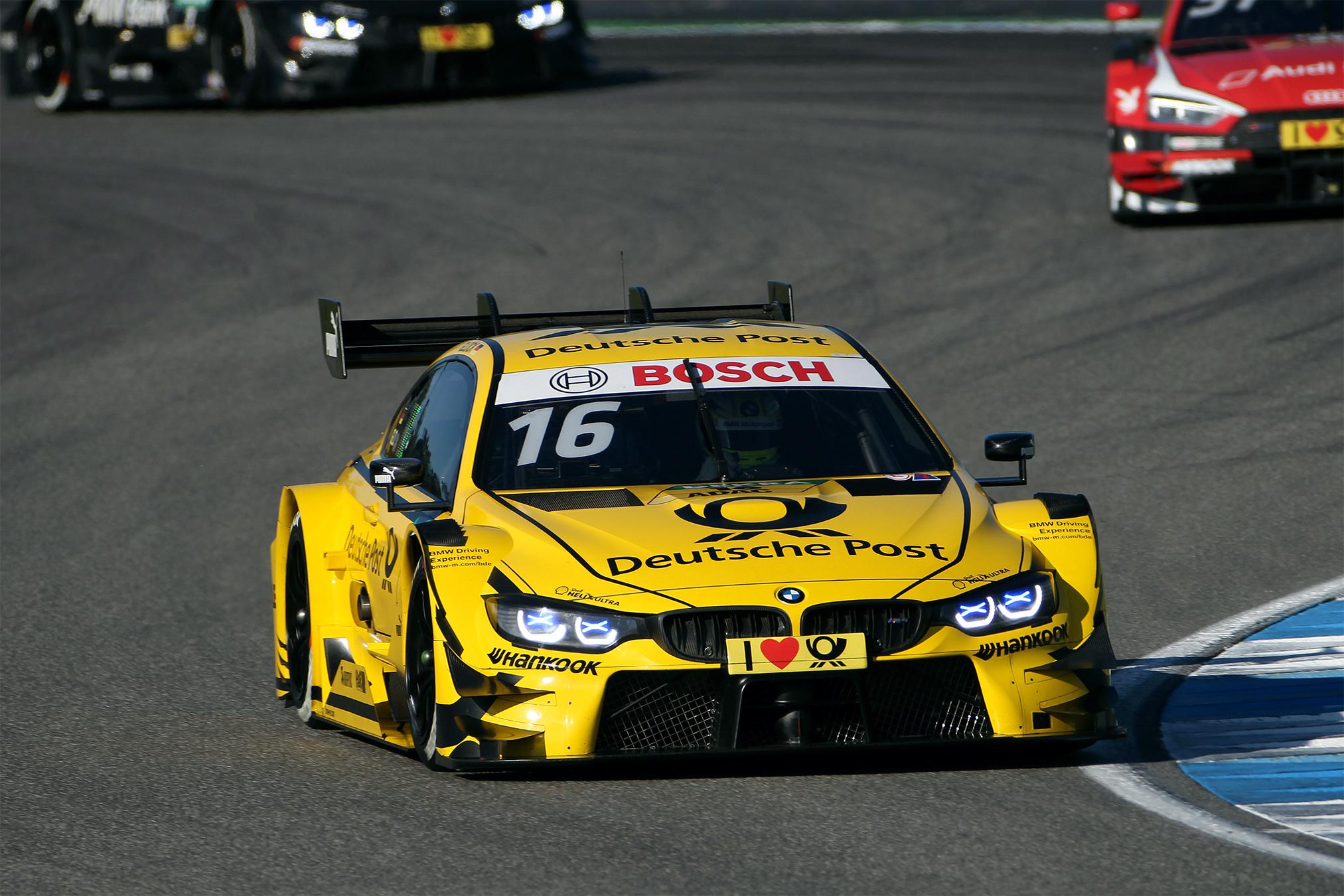 TrackWorthy - Timo Glock BMW M4 DTM