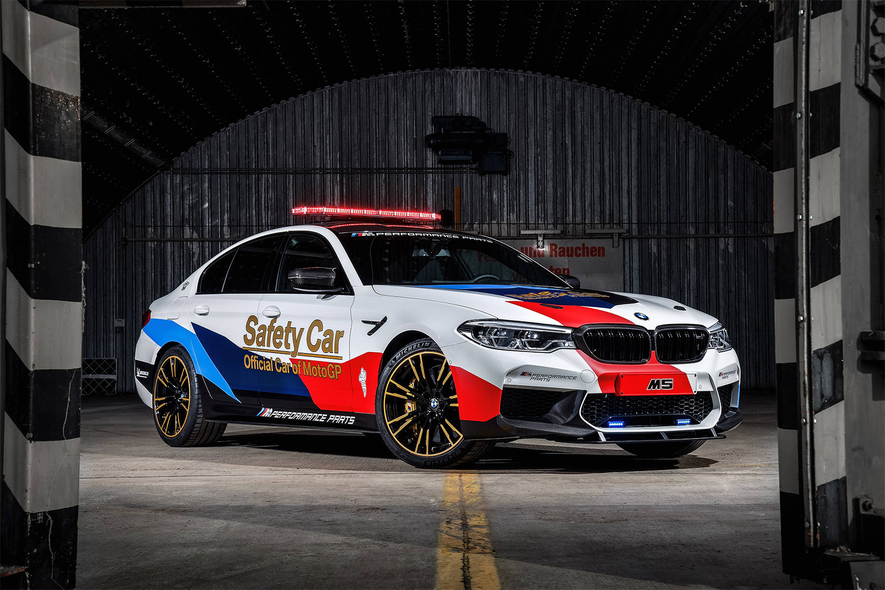 TrackWorthy - BMW M5 MotoGP Safety Car (1)