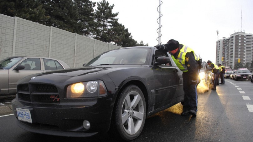 Canadian traffic laws tough on drivers? Think again