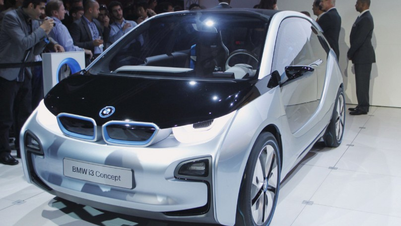 BMW i3 will come with range anxiety-ending option