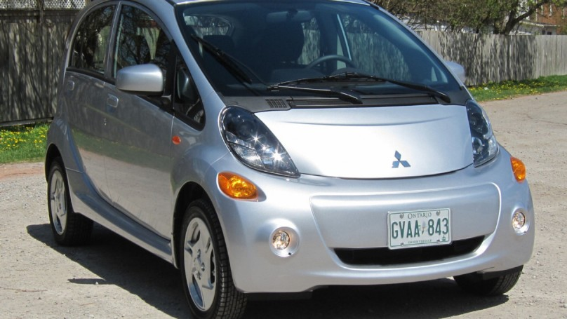 All-electric Mitsu fun and satisfying, within limitations