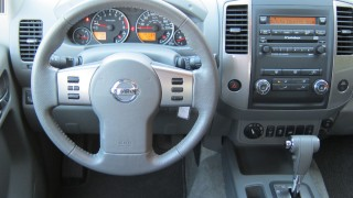 Review: 2012 Nissan Frontier tops a shrinking list of small trucks