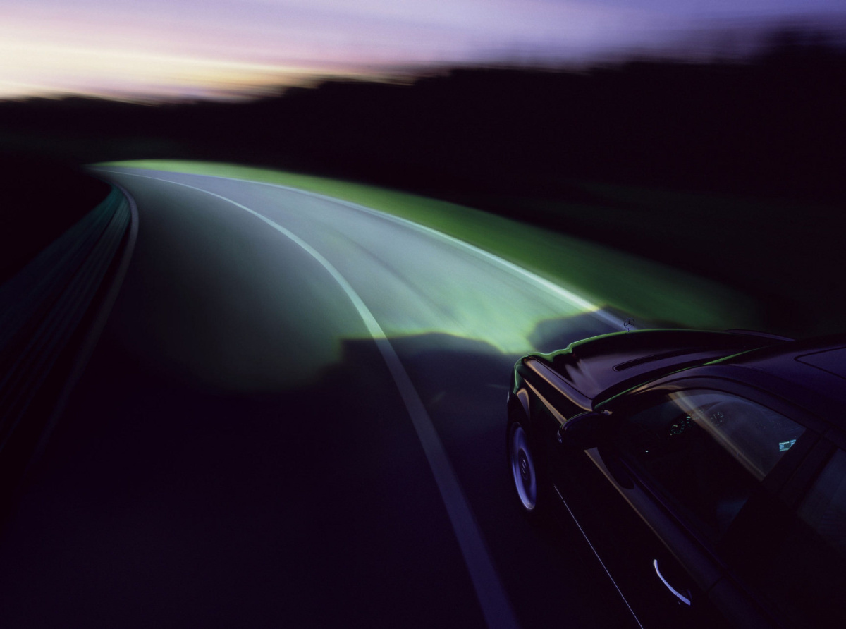 How to use your high beams properly