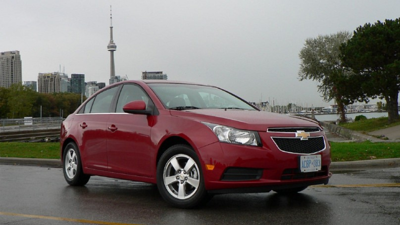 GM recalling more than 475,000 Cruze cars over engine fire risk